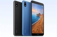 Xiaomi anuncia alRedmi7A con Snapdragon 439 y pantalla de 5.45″