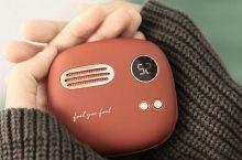 Xiaomi lanza unpowerbankcon calentador de manos incorporado