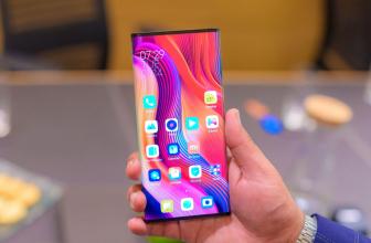 Xiaomi patenta un smartphone similar al Mi MIX Alpha