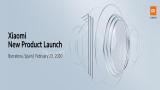 Ya sabemos la fecha de presentación del Xiaomi Mi 10
