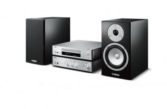 Yamaha MCR-N670 y MCR-N670D, un completo sistema de audio HiFi