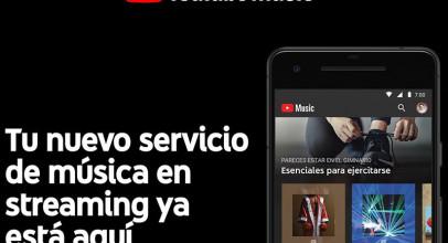 YouTube Music y YouTube Premium, ahora disponibles para España