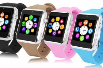 ZGPAX S79 smartwatch, compitiendo con Ulefone uWear