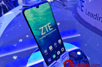 #MWC19: ZTE Axon 10 Pro, el primer teléfono 5G de la marca