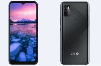ZTE Blade 20 5G aparece listado antes de su anuncio oficial