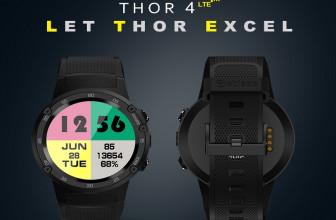 Zeblaze THOR 4, ¿es un smartwatch o un smartphone?