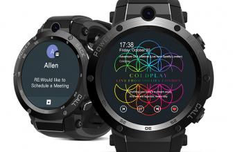 Zeblaze THOR S, conoce la nueva versión de este watch phone