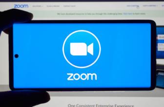 Zoom 5.2 añade filtros, reacciones y control de iluminación