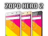 Zopo Hero 2, un paso hacia atrás