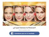 """Cuidado con probar """"A qué famoso te pareces"""" en Facebook"""