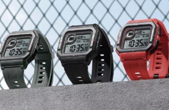 Amazfit Neo: reloj inteligente con estética de los años 80