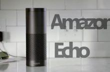 Amazon Echo, el gigante de internet va mas allá que Siri y Google Now