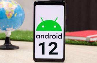 Android 12 permitirá añadir un botón invisible a tu smartphone