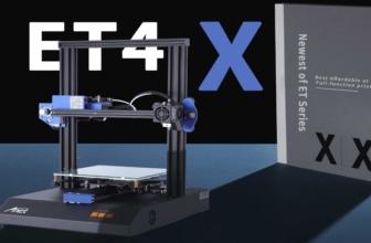 Anet ET4X, impresora 3D: el problema de actualizar y no innovar
