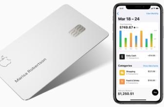Ya se puede usar la Apple Card en un dispositivo que no sea iPhone