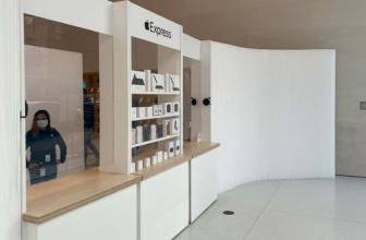 Apple Store Express: dónde están y cómo funcionan estas tiendas