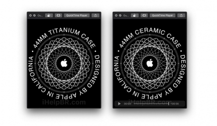 Apple Watch 5, en cerámica y titanio, podría presentarse en septiembre