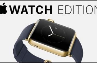 Las tiendas de Apple se preparan para recibir el Apple Watch de oro