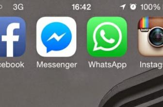 Las 4 apps más utilizadas pertenecen a Facebook