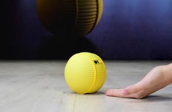 Ballie de Samsung o cómo controlar tu hogar con un pelota de tenis