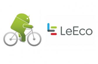 #CES2017: Las bicicletas con Android llegan de la mano de LeEco