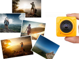 Cube 360, la nueva cámara de acción WiFi que quiere arrasar