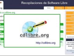 CDLibre, una blioteca de software libre inmensa