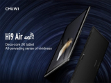 Chuwi Hi9 Air, nueva tablet 4G LTE asequible