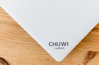 Chuwi LapBook 12.3; temblad, MacBook Air y Microsoft Surface