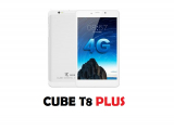 Cube T8 Plus, Android en 8 pulgadas