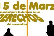 Día mundial de los derechos del consumidor.