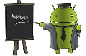 Desarrolladores Android, Google anuncia sus cursos online
