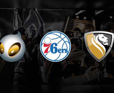 Los 76ers compran dos equipos de eSports