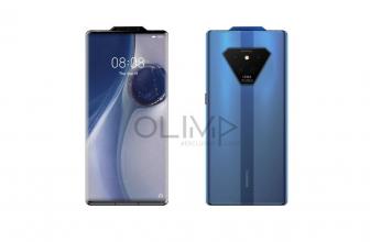 Filtración: Este sería el espectacular diseño del Huawei Mate 40 Pro