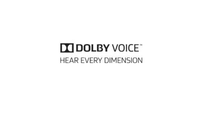 Dolby Voice: la nueva tecnología para que tus videollamadas suenen mejor