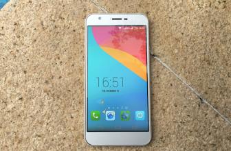 """iOcean M6752 Rock, uno de los móviles chinos 4G """"mata gigantes""""."""