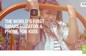 Filip: el smartwatch para niños