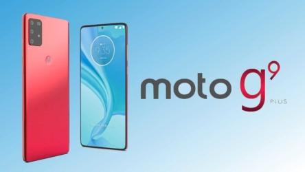 Filtraciones del Moto G9 Plus, con 4 GB de RAM y conectividad 5G
