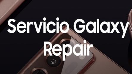 Galaxy Repair Express: reparaciones de Samsung en un solo día
