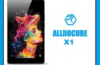 Alldocube X1, una tablet interesante para seguir de cerca