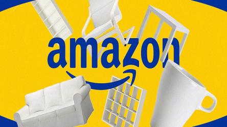Amazon va a hacerle la competencia a Ikea ¡Batalla de muebles!