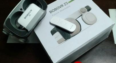 BOBOVR Z5 3D Daydream, analizamos la competencia de Google