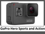 GoPro Hero Sports and Action, saldrá a la venta en la India