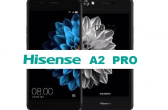 Hisense A2 Pro, un smartphone que tiene dos caras