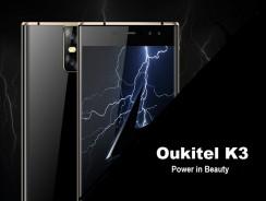 Oukitel K3, siempre cuatro ojos ven mejor que dos