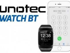 Unotec Smartwatch BT2, un weareable español.