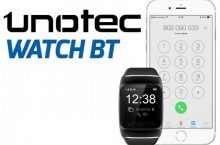 Unotec Smartwatch BT2, un weareable español.