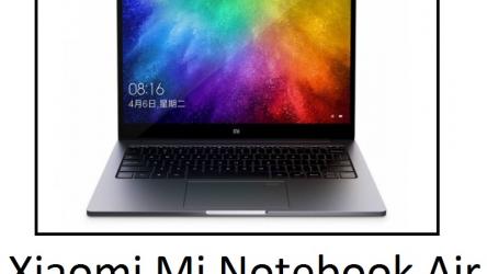 Xiaomi Mi Notebook Air, renovando un claro ganador