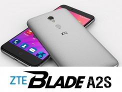 ZTE Blade A2S, un smartphone barato con fingerprint