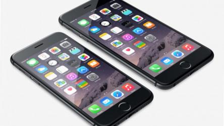 Enfermedad táctil en el iPhone 6 y 6 Plus